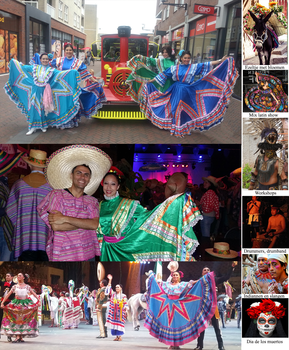Mexicaans drumband